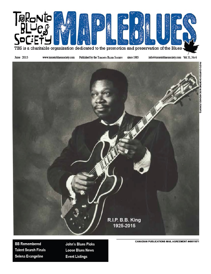 June 2015 - BB King
