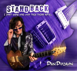 Dan Doiron - Stand Back - FrontCover
