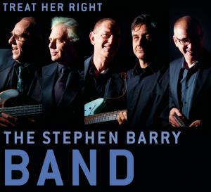 Stephen Barry