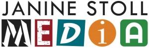 Janine Stoll Media Logo