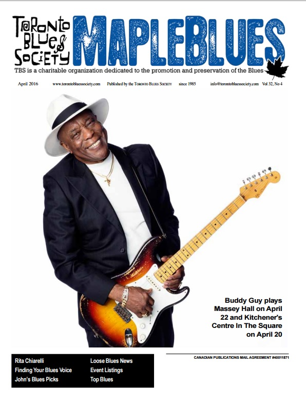 April 2016 - Buddy Guy