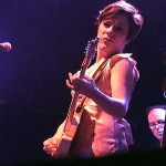 Roxanne Potvin. Photo by Talkin' Blues.
