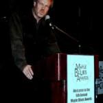 Holger Petersen of CBC's Saturday Night Blues and Stony Plain Records