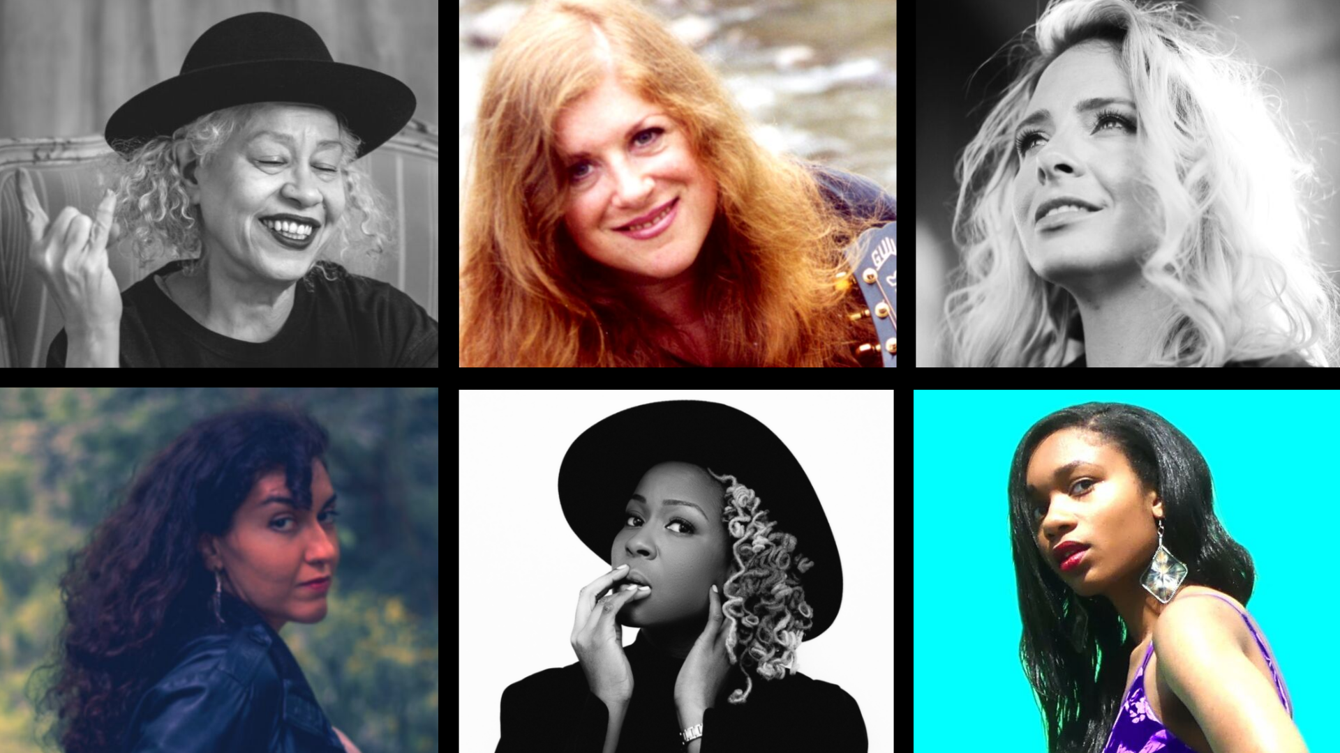 Angelique Hennessy toronto blues society | � 33rd women's blues revue